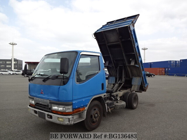 Used 1997 MITSUBISHI CANTER BG136483 for Sale