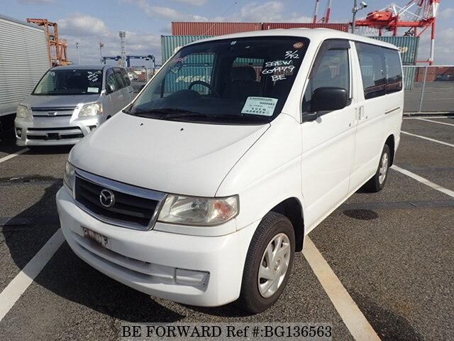 Used 2004 MAZDA BONGO FRIENDEE/GH-SGEW for Sale BG136563 - BE FORWARD