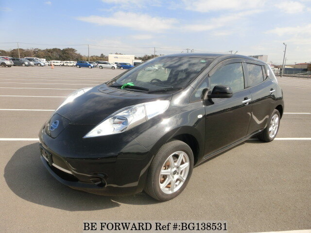 Used 2013 NISSAN LEAF BG138531 for Sale