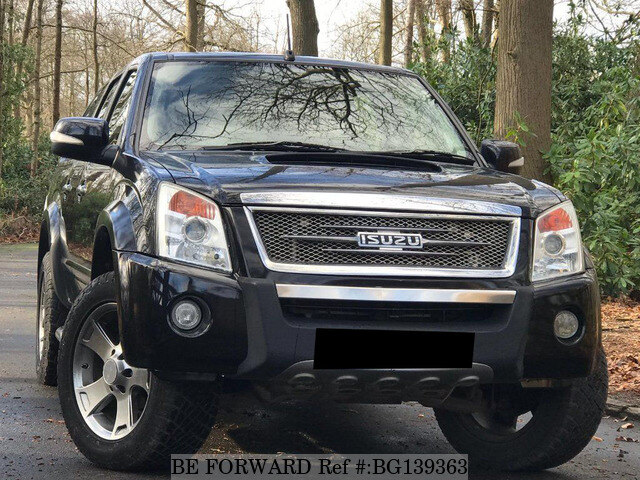 Used 2009 ISUZU RODEO BG139363 for Sale