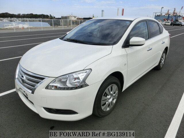 Used 2017 Nissan Sylphy S Dba Tb17 For Sale Bg139114 Be Forward
