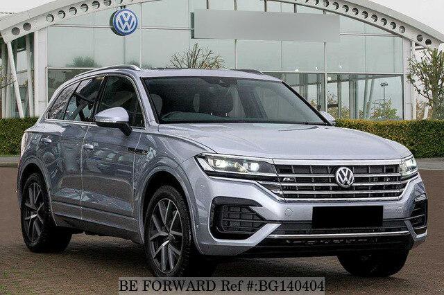 Volkswagen Touareg Used >> Used 2018 Volkswagen Touareg For Sale Bg140404 Be Forward