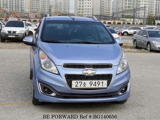 Used 2014 Chevrolet Spark For Sale Bg140656 Be Forward