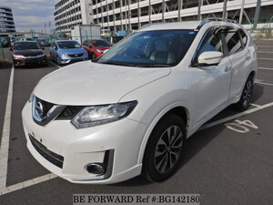 Used 2016 NISSAN X-TRAIL BG142180 for Sale