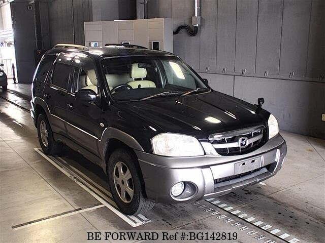 used 2001 mazda tribute/ta-epew for sale bg142819 - be forward