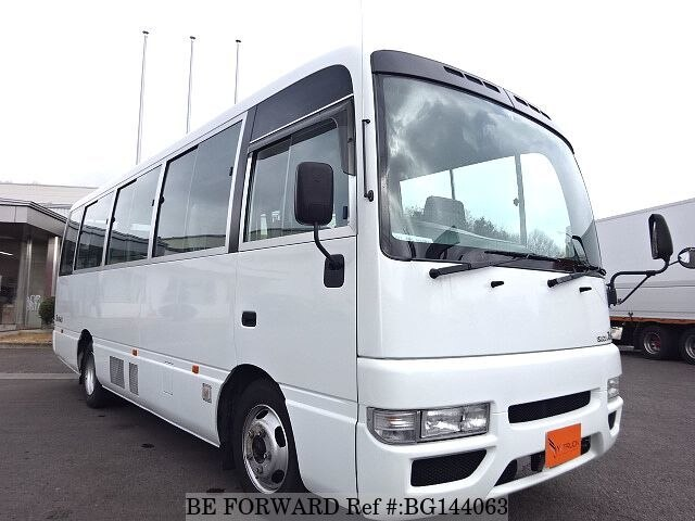 Used 2013 ISUZU JOURNEY BUS LONG/ABG-SDHW41 for Sale
