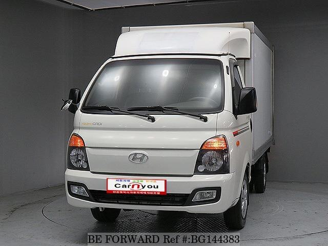 Used 2015 HYUNDAI PORTER BG144383 for Sale