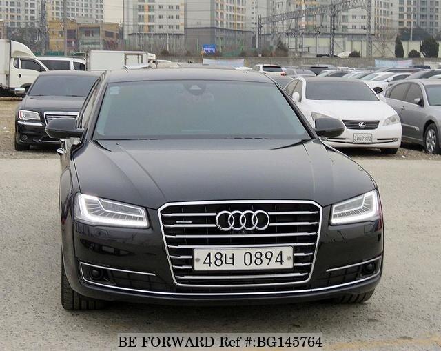 Used 2016 Audi A8 Bg145764 For
