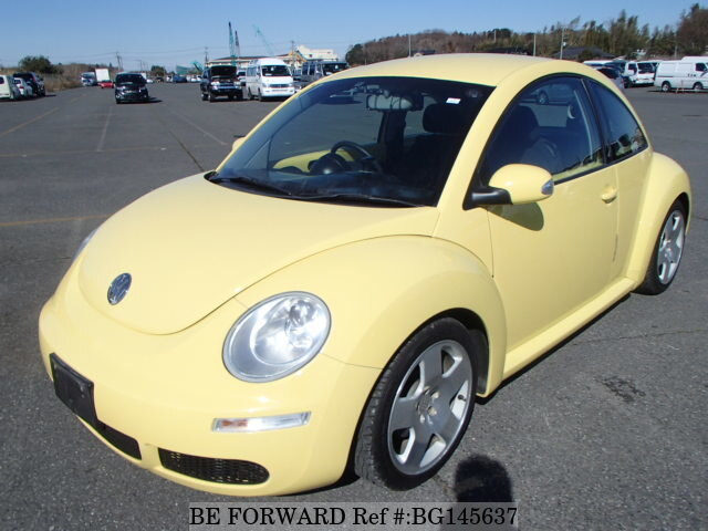 used 2006 volkswagen new beetle/gh-9cbfs for sale bg145637 - be forward