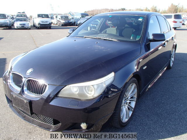 Used 2004 BMW 5 SERIES BG145638 for Sale
