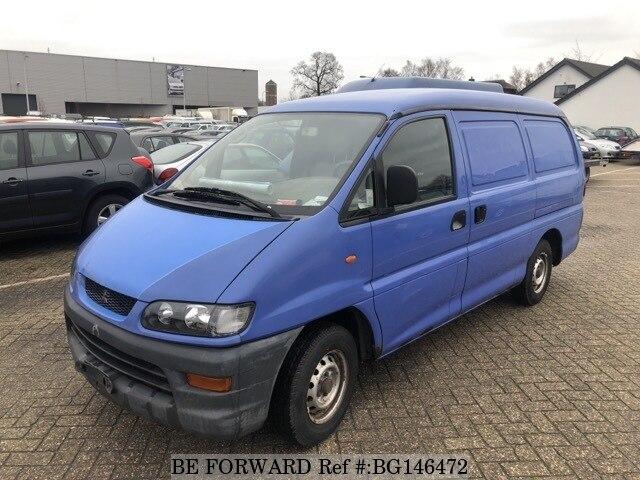 Used 2000 MITSUBISHI L300 2.5 For Sale BG146472