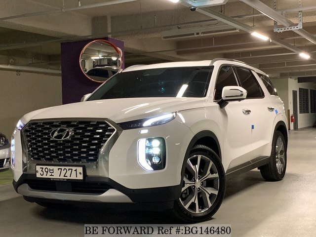 Used 2019 Hyundai Palisade For Sale Bg146480 Be Forward
