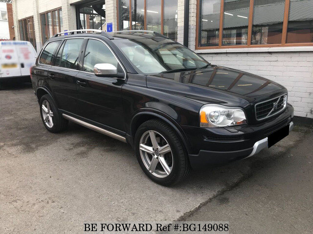 used 2009 volvo xc90 for sale bg149088 - be forward