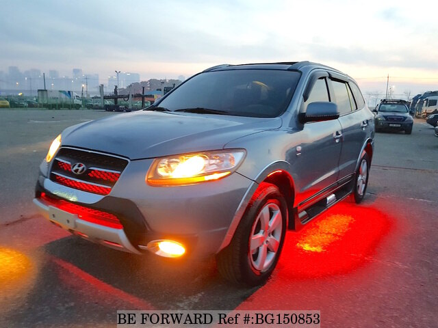 Used 2007 Hyundai Santa Fe Sunrf 2abag Exlusive Led Tuning