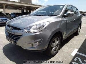Used 2013 HYUNDAI TUCSON for Sale BG150896 - BE FORWARD