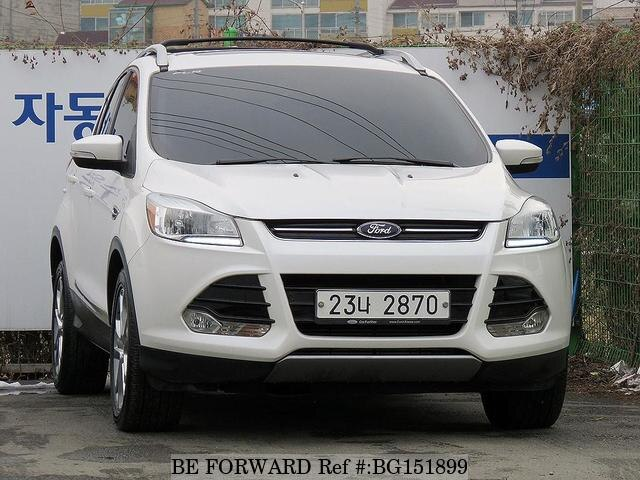 2014 Ford Escape For Sale >> Used 2014 Ford Escape For Sale Bg151899 Be Forward