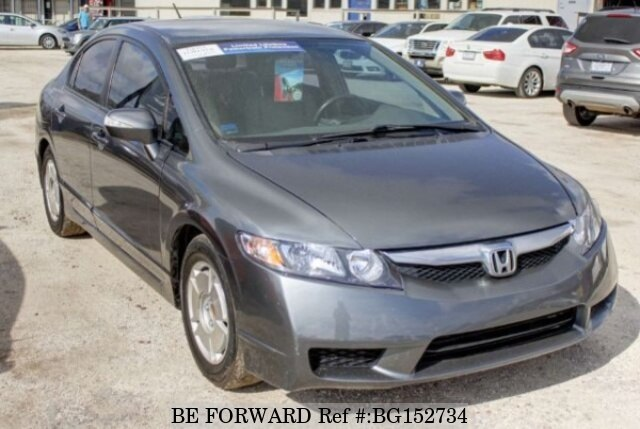 Used 2010 Honda Civic Hybrid 4 For Sale Bg152734 Be Forward