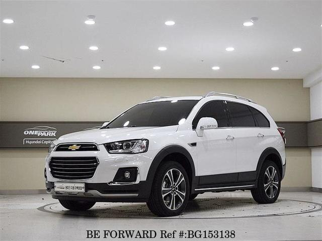 Used 2017 Chevrolet Captiva Bg153138 For