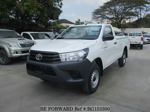 Used 2019 TOYOTA HILUX 2 8 for Sale BG153300 - BE FORWARD