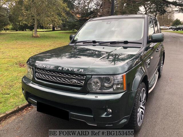 Land Rover Range Rover >> Used 2010 Land Rover Range Rover Sport For Sale Bg153455 Be Forward