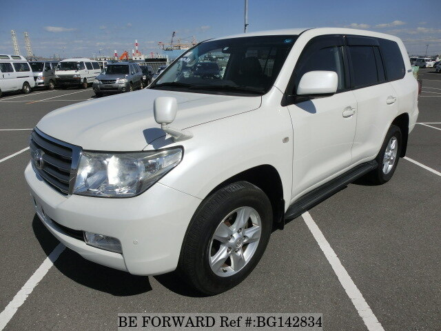 Used 2010 TOYOTA LAND CRUISER BG142834 for Sale