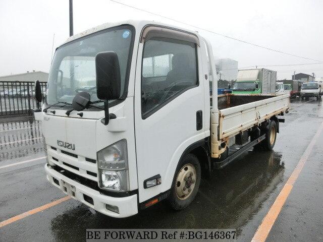 Used 2011 ISUZU ELF TRUCK/BKG-NLS85AR for Sale BG146367 - BE
