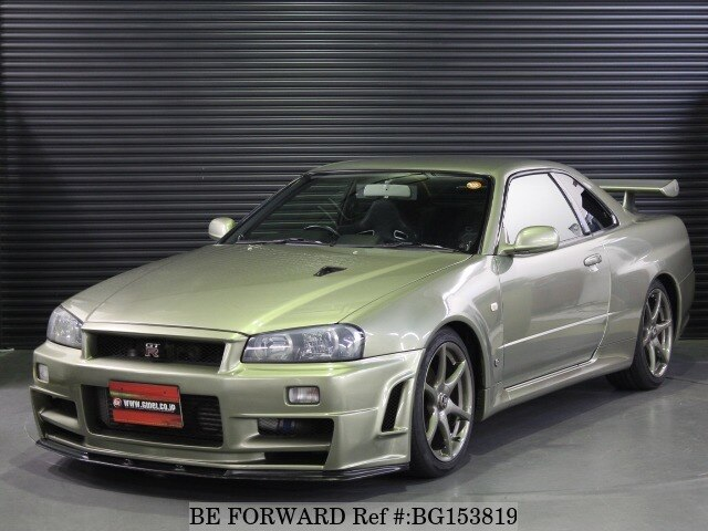 Nissan Skyline Gtr For Sale >> 2002 Nissan Skyline Gt R