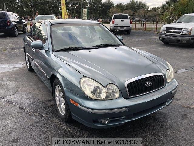 Hyundai sonata 2004 v6