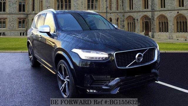 Used 2017 Volvo Xc90 Bg155632 For