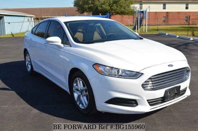 Used 2013 FORD FUSION BG155960 for Sale
