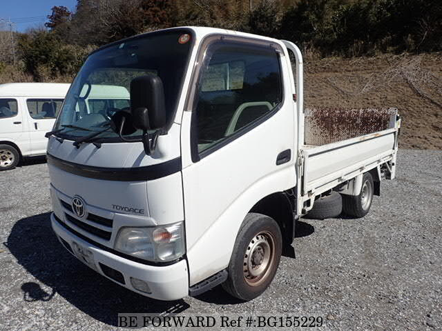Used 2008 TOYOTA TOYOACE BG155229 for Sale
