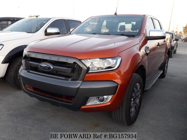 Ford Ranger 2017 >> 2017 Ford Ranger