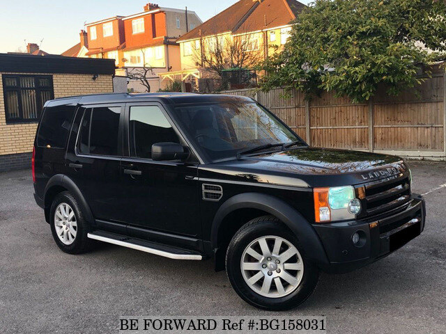 Land Rover Discovery >> Used 2007 Land Rover Discovery 3 For Sale Bg158031 Be Forward