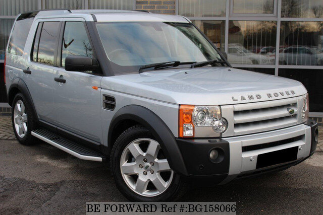 Used 2007 Land Rover Discovery 3 For Sale Bg158066 Be Forward