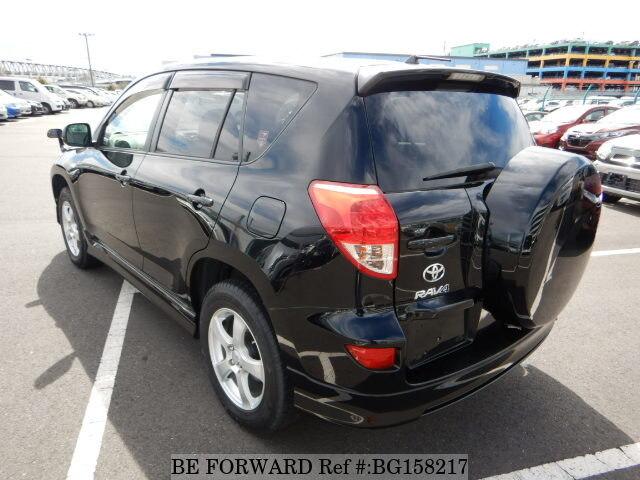 Used 2007 Toyota Rav4 Bg158217 For Image