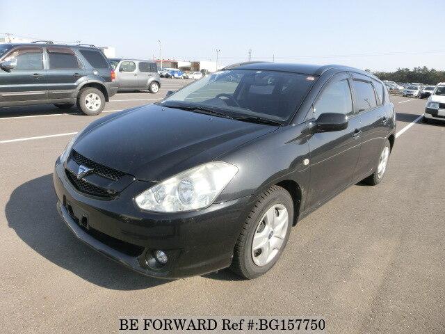Used 2004 TOYOTA CALDINA Z/TA-AZT246W for Sale BG157750 ...