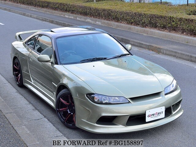 Used 1999 NISSAN SILVIA BG158897 for Sale
