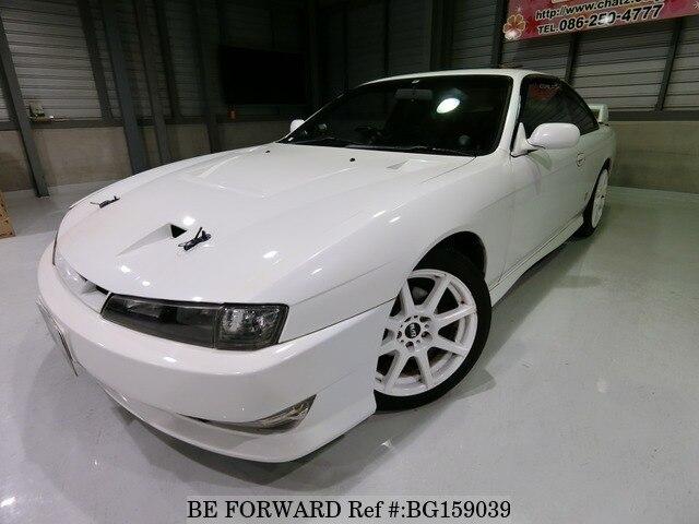 Used 1997 Nissan Silvia 2 0 K S Aero Se E S14 For Sale Bg159039 Be