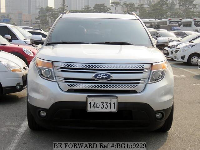 2011 Ford Explorer For Sale >> Used 2011 Ford Explorer For Sale Bg159229 Be Forward