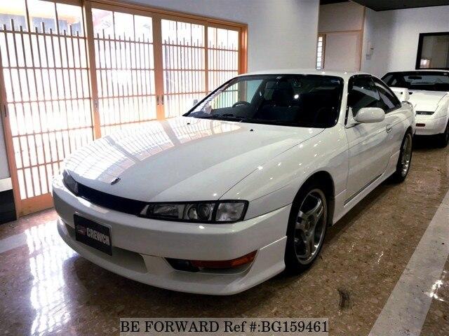 Used 1998 Nissan Silvia E S14 For Sale Bg159461 Be Forward