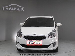 Used 2014 KIA CARENS BG160576 for Sale