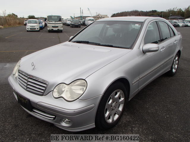 Used 2004 Mercedes Benz C Class C240 Gh 203061 For Sale