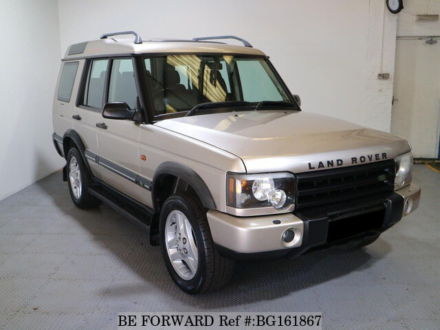 Superb Used 2003 Land Rover Discovery Manual Diesel For Sale Bg161867 Be Wiring Database Rimengelartorg