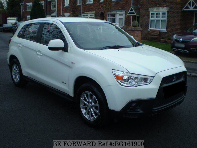 used 2012 mitsubishi asx manual petrol for sale bg161900 - be forward