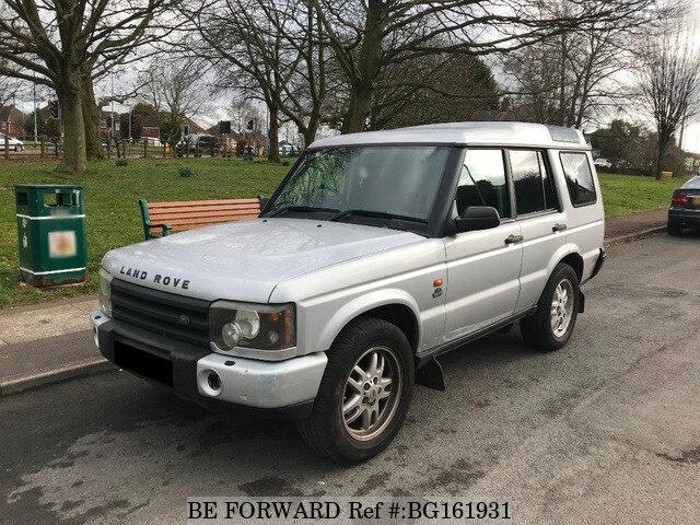 Marvelous Used 2002 Land Rover Discovery Manual Diesel For Sale Bg161931 Be Wiring Database Rimengelartorg