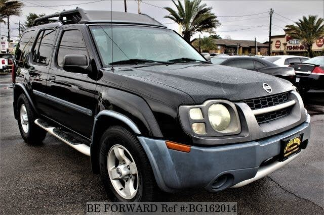Used Nissan Xterra >> Used 2004 Nissan Xterra V6 Se For Sale Bg162014 Be Forward