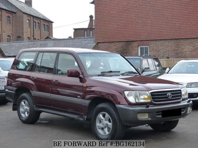 Toyota Land Cruiser Diesel >> 1998 Toyota Land Cruiser Amazon