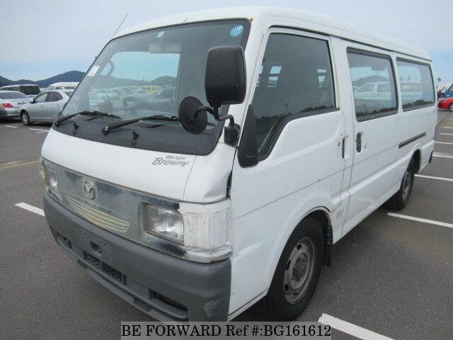 Used 2002 MAZDA BONGO BRAWNY VAN LONG CD/KG-SK56V for Sale ...