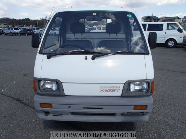 Used 1991 DAIHATSU HIJET TRUCK/V-S82P For Sale BG160618