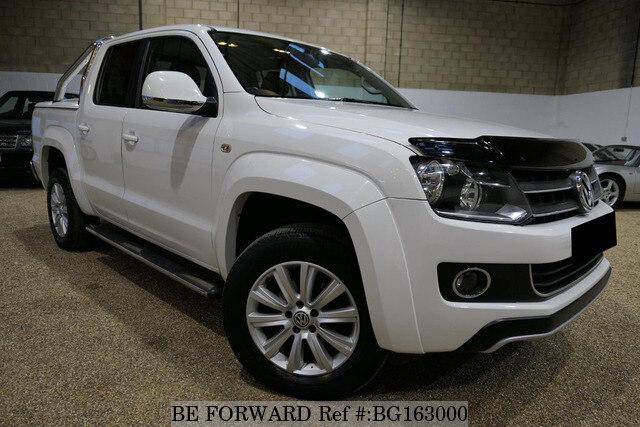 Used 2011 Volkswagen Amarok Manual Diesel For Sale Bg163000 Be Forward